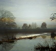 Misty Dawn by Colin Metcalf