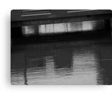 Canal 3-2 Canvas Print