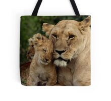 Out of Africa - Hello Mum Tote Bag