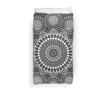 Mandala Flower Duvet Cover