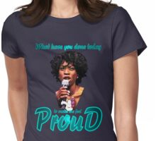 Miranda 01 Womens Fitted T-Shirt
