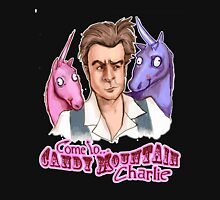 Candy Mountain Charlie Unisex T-Shirt