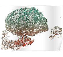 HEAVEN'S TREES Poster