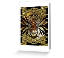 The Scarab Greeting Card