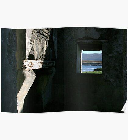 Derelict view Poster