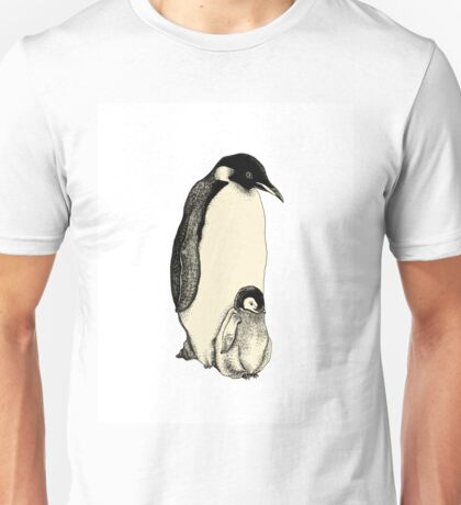 Penguin and a little Unisex T-Shirt