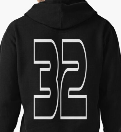wretch 32's style 32 design from the unorthodox video Pullover Hoodie