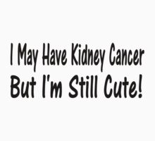 Kidney Cancer Kids Tee
