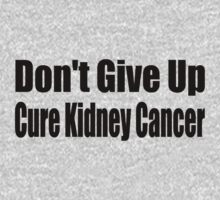 Kidney Cancer Baby Tee