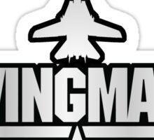 Wingman Sticker