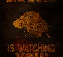 Metal Gear Solid V: Big Boss Is Watching You by RellikJoin