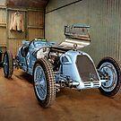 1926 Talbot Grand Prix by Stuart Row
