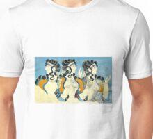 Ancient Minoan Women Unisex T-Shirt