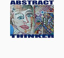 ABSTRACT THINKER Unisex T-Shirt