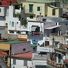 View in Monte di Procida, Italy. by joycee