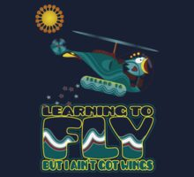 Tiny Wings: Learning To Fly Kids Clothes