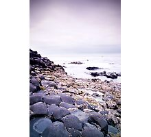 The Giants Causeway Photographic Print