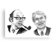Morecambe and Wise Metal Print