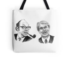 Morecambe and Wise Tote Bag