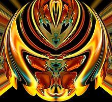 ALF (alien-life-form) 001 by Wieslaw Jan Syposz