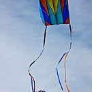 Colourful Kite Tails by KansasA