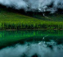 Wedge Pond by Justin Atkins
