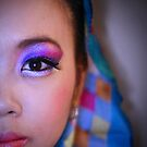 Face of Colours by liming tieu