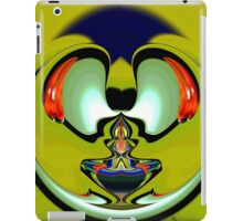 Aladdin lamp iPad Case/Skin