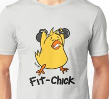Fit Chick Two Unisex T-Shirt