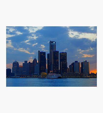 City of Detroit Photographic Print