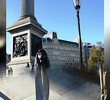 The edge of my eye on london 10 by fuatnoor