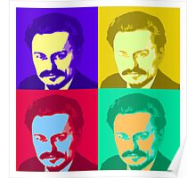Leon Trotsky Pop Art Poster