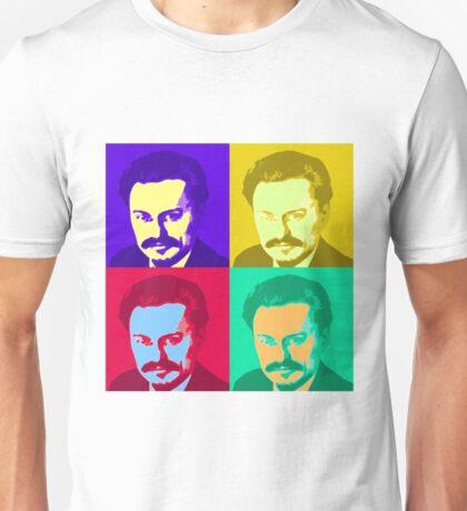 Leon Trotsky Pop Art Unisex T-Shirt