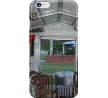 Work Shop Incomplete iPhone Case/Skin