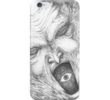Inner gaze iPhone Case/Skin