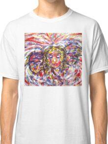 Faith Hope And Love Classic T-Shirt