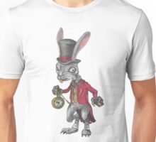 Alice Madness Returns White Rabbit Unisex T-Shirt
