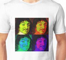 Rene Descartes - Pop Art Unisex T-Shirt
