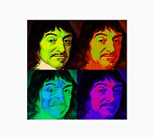 Rene Descartes - Pop Art Unisex T-Shirt