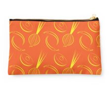 Food seamless pattern Studio Pouch