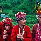 Ifugao Women by Steven Olmstead