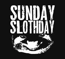 sloth black & white Unisex T-Shirt