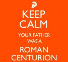 Rory Williams- Roman Centurion Kids Tee