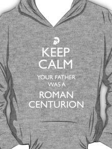 Rory Williams- Roman Centurion T-Shirt