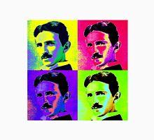 Nikola Tesla Pop Art T-Shirt