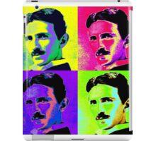 Nikola Tesla Pop Art iPad Case/Skin