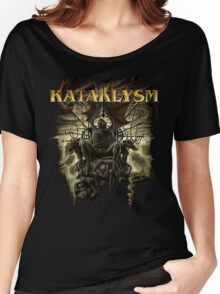 Kataklysm Prevail  Women's Relaxed Fit T-Shirt