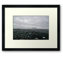 We Are Not the Same, I Am a Martian Framed Print