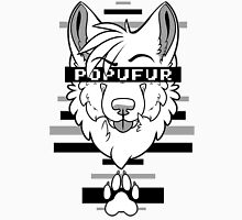 POPUFUR -grey- Unisex T-Shirt