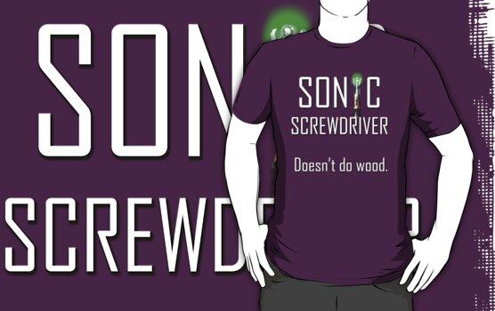 Sonic Screwdriver by deelee
